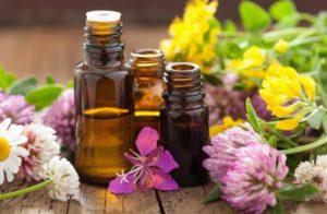 Massaggio Oli essenziali