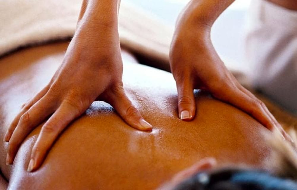 Massaggi e riflessologia