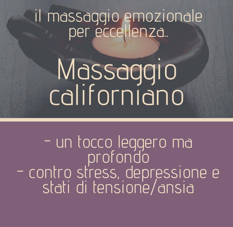 Massaggio contro stress e ansia a Paderno Dugnano